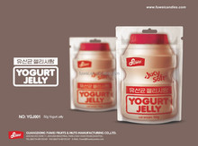 Lactobacillus Yogurt jelly Gummy Soft Candy