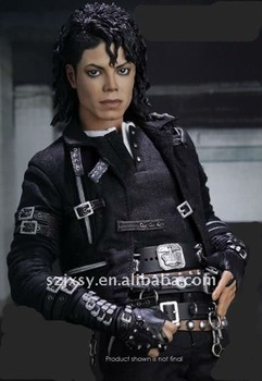 The dancing king Michael Jackson ployresin statue