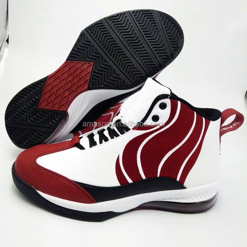 Wholesale high performance men Miami basketball shoes for sale