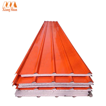high quality cheap price polyurethane /eps sandwich panel/board for warehouse/roof