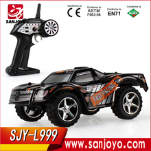 WL toy L999 2.4Ghz RC Radio Control Buggy 5CH High Speed RC Car