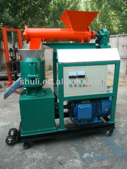 Big Capacity Flat Die Wood Pellet Making Machine (hot selling in Italy,Portugal) 0086-13703825271