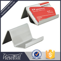 Fashional Metal Business Card Display Stand