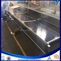 Ballasted roof Mounting Systems, solar mounting brackets