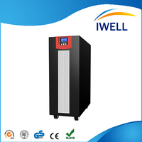 High capacity three phase online low frequency industrial ups 300kva with transformer