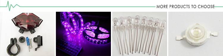 High Quality Durable Using Various 5 watt high power red led