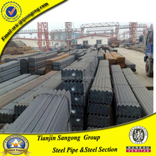 High tensile strength of steel angle bar Q345