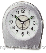 EL touch light Alarm clocks with Arched shaped