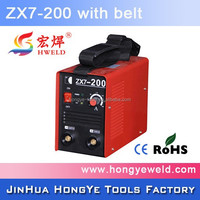Super Quality Mosfet Inverter 200 amp Welding Machine ZX7-200