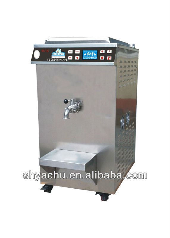 high quality milk pasteurizer for sale 90L/gelato machine