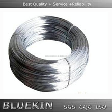 1mm big coin electro galvanized wire binding wire