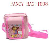 Promotional little girls satchel school bag for sale