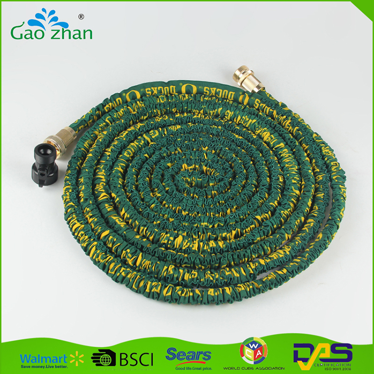 Unique color hot product flexible garden agricultural hose pipe for water