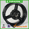 high quality black 17'' front CNC aluminum racing alloy wheel motorcycle for TL1000R