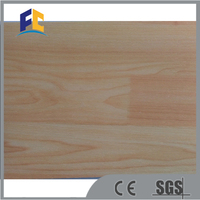 Light Color Vinyl resilient Basketball Court Sports Flooring
