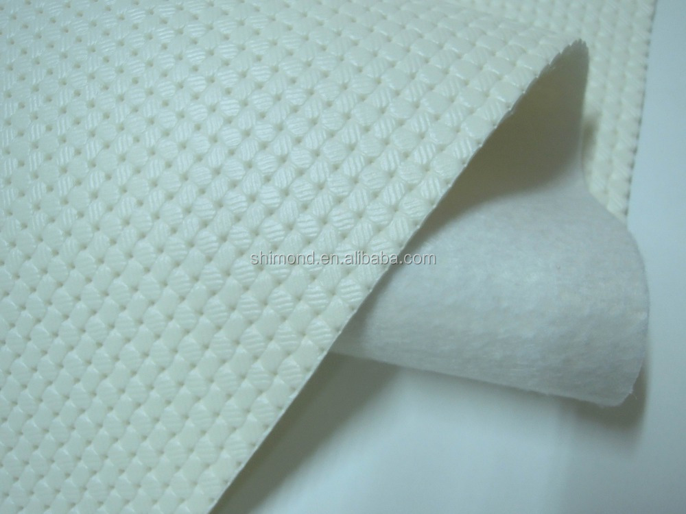 Restaurant antependium PVC without fabric cloth thickness 1.8 mm British professional factory exports