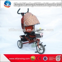2014 new kids products cheap fashion designer toys three wheel baby stroller kids stroller taga bike beisier bike