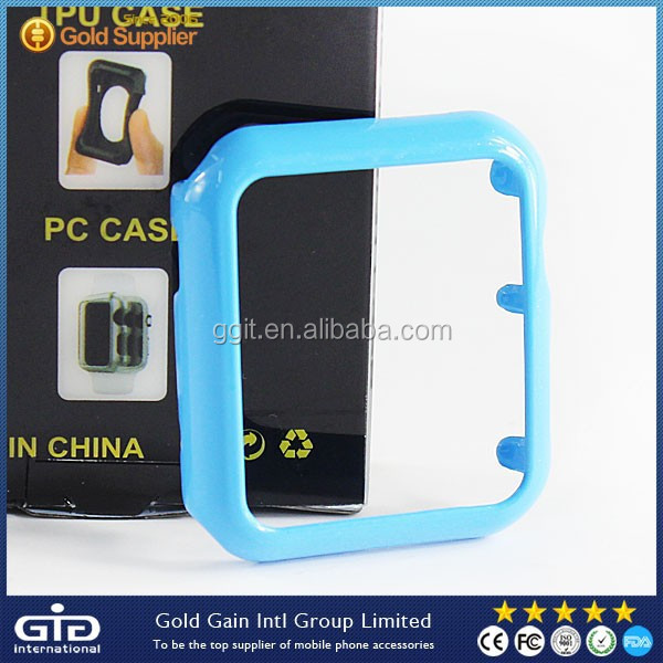 [GGIT] New Arrival Luxury Plastic Case For Apple Watch