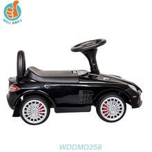 WDDMD258 Plastic Baby Push Toy Car Good Quality Baby Stroller With Music Car Taxi