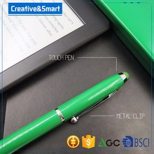 Logo Printing Promotional Multi-Color Active Touch Pen/ Ball Point Pen For Advertisement