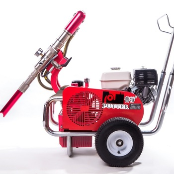 Airless sprayer with Hydraulic Pump