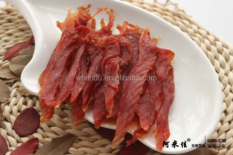 Eco-Friendly Feature and Dogs Application Duck Fillet Experienced typical taste
