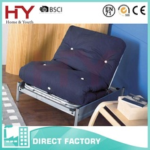House and hotel using folding sofa bed
