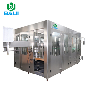 250ml - 2000ml plastic bottled mineral pure water packing machine / manufacturing equipment / filling plant