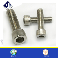 supply stainless steel a2-70 a4-70 hex socket cup screw