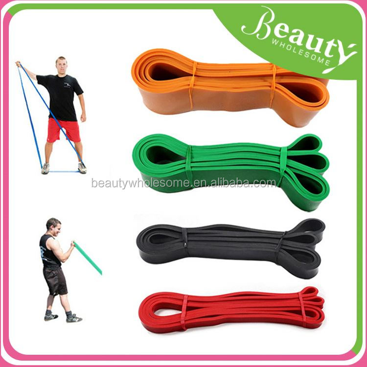 exercise resistance stretch latex bands ,H0T240, mobility band