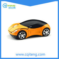 1200DPI 2.4Ghz Fashion Sport Car Shaped Wireless Mouse for Computer
