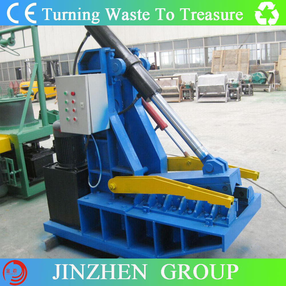 Tire Cutting Machine With High Quality Used in All Types of Waste Tires