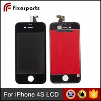 Original LCD Screen Display Touch Panel Screen Digitizer Assembly For iPhone 4s screen 3.5 inch