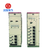 Electrical power system switchgear electrical cubicle