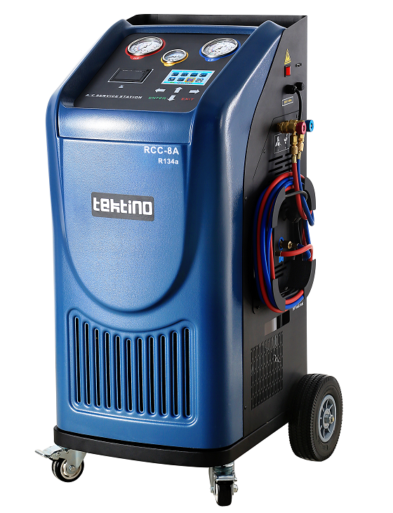 Factory price! Tektino RCC-8A Full Automatic Refrigerant Recovery Machine with CE Certificate