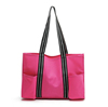 Fashion 600D Polyester Long Straps Tote Bag With Multiple Pockets