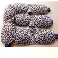 J015 Leopard grain travel eye mask for sale