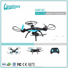 2016 newest professional 2.4G RC height control drone with HD camera, headless and auto return funtion