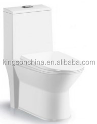 KS-3045 one piece bathroom sets toilet