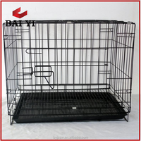 High quality metal pet cage dog cage for wholesale