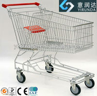 125L asian style shopping trolleys
