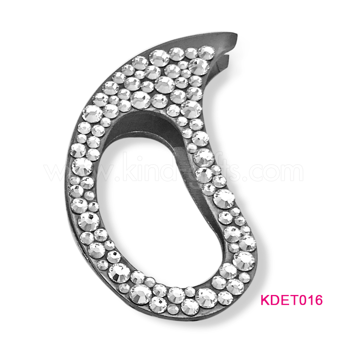 Most Popular Crystal Embellished Element Design Lady Favors Nice Personalized Rhinestone Eyebrow Tweezers Factory