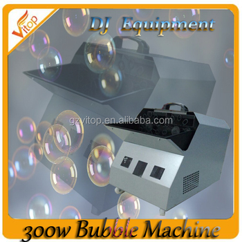 big bubble machine