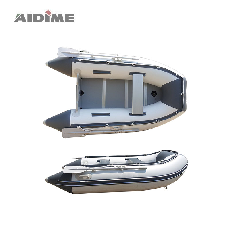 customized pvc inflatable sport jet boat fishing