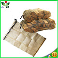 plastic bag for firewood/ firewood net 40L 60L