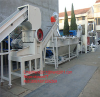 PP PE film recycling line/ PP PE film recycling plant/ Waste Fuilm recycling Machine