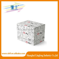 Low price paper box packaging paper gift box