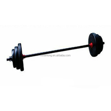 cement barbell dumbbell set tongue barbell
