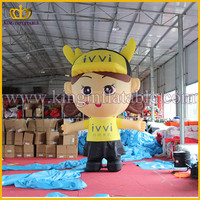 Large Commercial Used Inflatable Girl Figures Cartoon