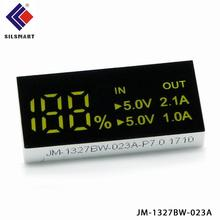 cool white multi digit led 7 segment display for rice cookers